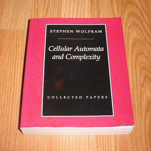 Wolfram on Cellular Automata: Collected Papers