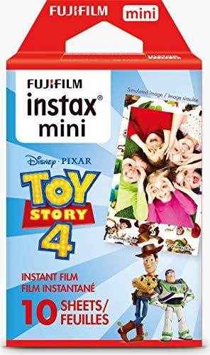 Fujifilm Instax Mini Disney Toy Story 4 Film für 10 Aufnahmen