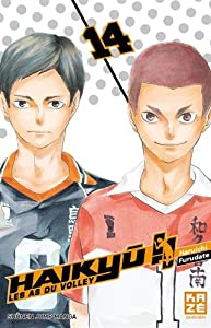 Haikyu!! Les AS du Volley Edition simple Tome 14