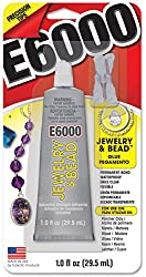 E6000 Jewelry and Bead Adhesive 1oz