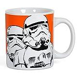 Star Wars SW31 Stormtrooper Tasse Keramik mit 2 Motiven 300ml