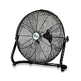 Bodenventilator, Verbraucher Und Gewerbe,Desktop Smashing Fan,Elektrischer Lüfter,Großer Winkel Breite Lüfterblatt,Industrieller...