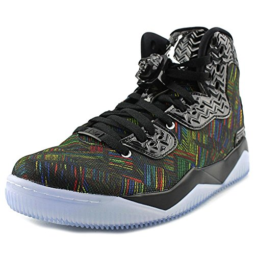 Jordan Air Jordan Spike Forty BHM Herren US 9 Schwarz Turnschuhe (Jordan Schuhe Sale Für Männer)