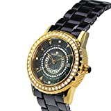 Stella-Maris-Womens-Quartz-Watch-with-Black-Dial-Analogue-Display-Black-Ceramic-Bracelet-and-Diamonds-STM15Z6