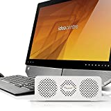 #10: Mobilegear Mini Smart USB Speaker for Notebook Laptop PC & Macbook with Digital Sound Good Bass & Treble Music Quality (No AUX Required)
