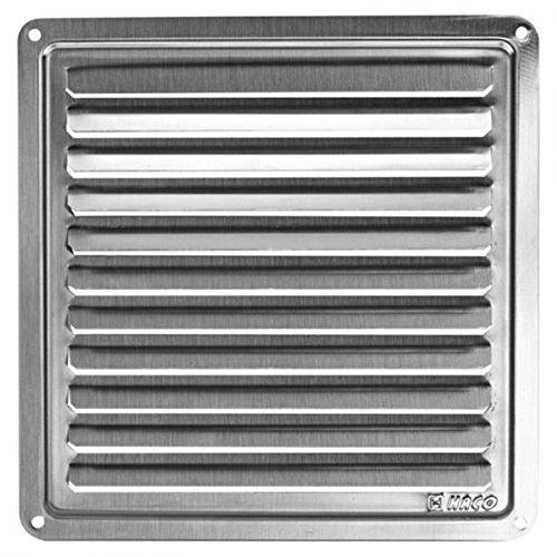 acciaio inossidabile griglia ventilazione griglia di aerazione cover coperchio 150x150 della griglia di aerazione