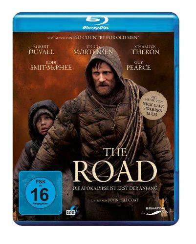 The Road [Blu-ray] (I Am Legend Blu Ray)