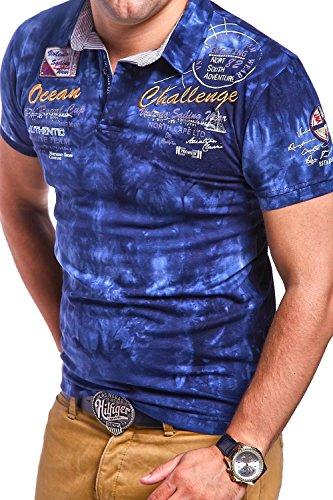 MT Styles Poloshirt PP-CHALLENGE R-2985 Dunkelblau