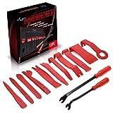 Mictuning Auto Werkzeug Innenverkleidung,Demontage Zierleisten-Set Lösewerkzeug-13Pcs
