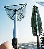 Kescher Netz Unterfangskescher Teleskop-Kescher 1