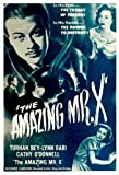 The Amazing Mr. X Plakat Movie Poster (11 x 17 Inches - 28cm x 44cm) (1948)