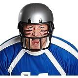 Casco de fútbol americano deporte protección cabeza gorro
