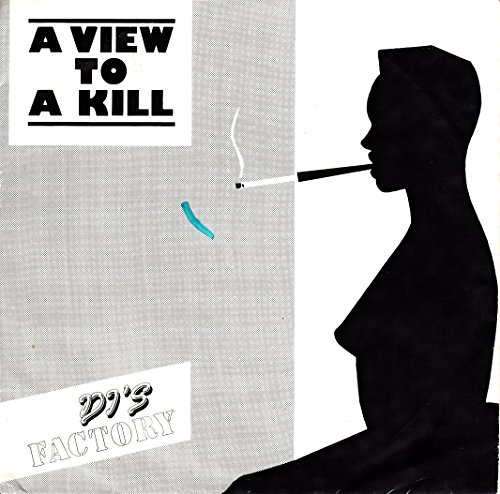 DJ´S Factory / A View To A Kill / Dream Killer / 1985 / Bildhülle / Rush Records RR 7011 / Deutsche Pressung / 7 Zoll Vinyl Single-Schallplatte SP / Rush Vinyl-schallplatten