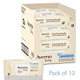 AVEENO Baby Daily Care Wipes - Cleanse Gently and Efficiently - Baby Wipes - Baby Essentials - Pack of 12 (864 Wipes in Total)