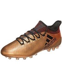 scarpe calcio adidas dorate
