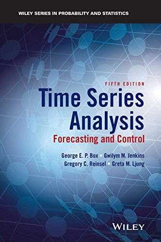 Time Series Analysis: Forecasting and Control (Wiley Series in Probability and Statistics) -