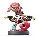 amiibo Splatoon Inkling Mädchen (Neon-Pink) Import Japan