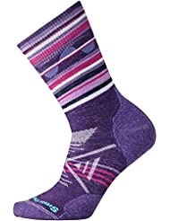 Smartwool Phd Outdoor Pattern Crew Chaussettes Femme