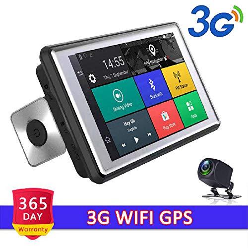 3G Dash Cam Smart Auto 4.0inch 1080P HD Videoaufnahme mit WiFi-Funktion Rückfahrkamera Parküberwachung Dash Camera -
