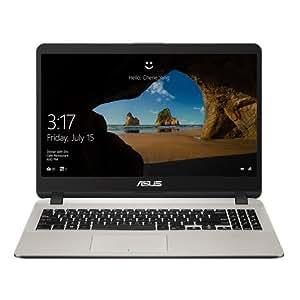 Asus Vivobook X507MA-BR064T Laptop (Intel Pentium N5000 Quad Core/4 GB/1 TB/15.6 HD/39.62 cm/Windows 10/with Fingerprint Sensor/1.68 Kg/Gold)