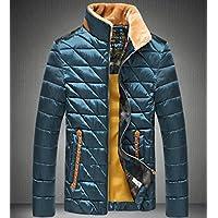 Uomini YCMDM Giù Giacca Grande cotone caldo inverno Cotone , blue , l