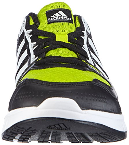 adidas Performance Galaxy Herren Hallenschuhe Gelb (Semi Solar Yellow/Ftwr White/Core Black)