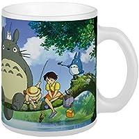 Mug 01 - Totoro Fishing