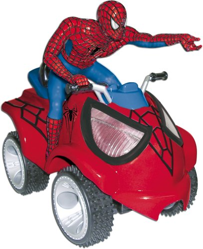 IMC Toys - 550353 -Spiderman RC Quad 4