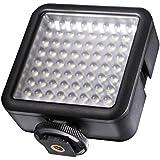 Walimex Pro 20342 Lampe vidéo de 64 LEDs réglable