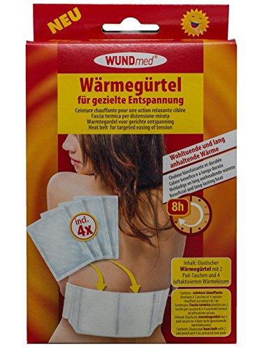 WundMed Wärmegürtel (Rückenwärmer)