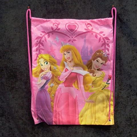 Disney Princesse Sac de Piscine Rose Enfant