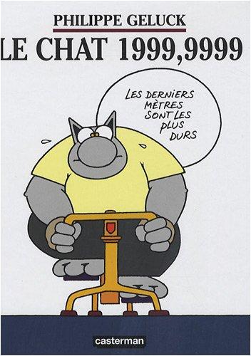 Le Chat, Tome 8 : 1999,9999 : Mini-album par Philippe Geluck