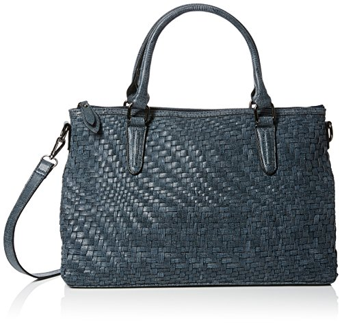 Betty Barclay - Betty Barclay, Borsa con Maniglia Donna Blu (Blau (Midnight Blue))