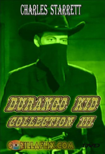 The Durango Kid Collection III ~ 10 Westerns ~ Streets of Ghost Town (1950) Snake River Desperadoes (1951) Bonanza Town (1951) Laramie Mountains (1952) Rough, Tough West, The (1952) Return Of The Durango Kid, The (1945) Blazing The Western Trail (1945) Texas Panhandle (1945) Roaring Rangers (1946) Gunning For Vengeance (1946) (Snake River)