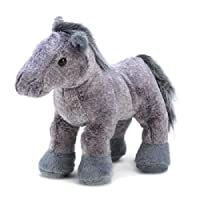 Webkinz Grey Arabian Horse Plush Toy with Sealed Adoption Code