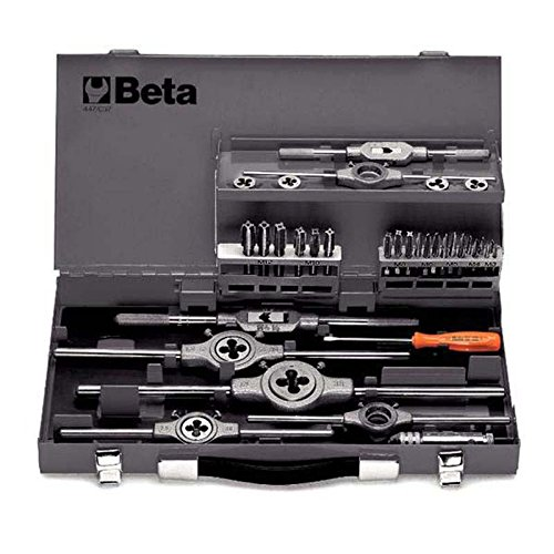 Beta 4470055 447 /C37-23 pcs HSS in Metal Case, 1 Stück