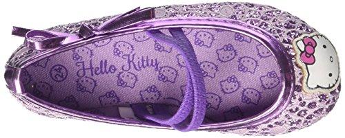 Hello Kitty  S15862haz, Chaussures souples pour bébé (fille) Viola (Lilla)