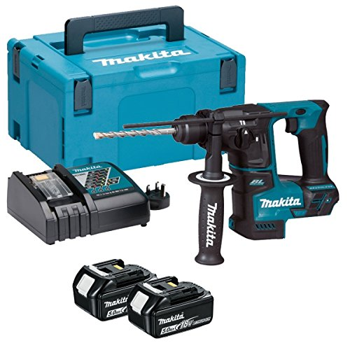 MAKITA DHR171RTJ Martillo ligero 17mm 18V Litio-ion