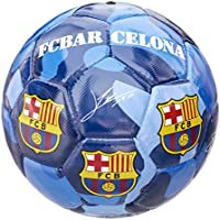 Balon FC Barcelona Camuflaje Azul