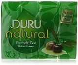 Duru Natural Olive Oil Seife, Soap 640g Olivenölseife Turkish Soap