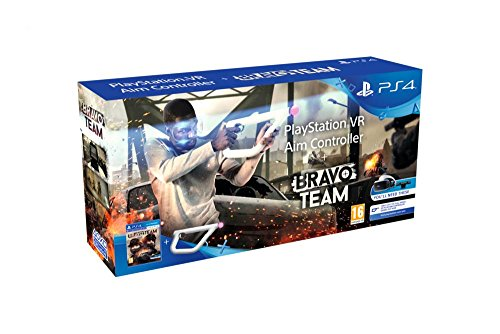 Aim Controller PS VR + Bravo Team