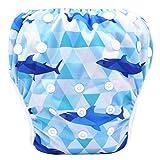 Storeofbaby Pantalón de pañales de baño reutilizable Baby Unisex para 0-3 años