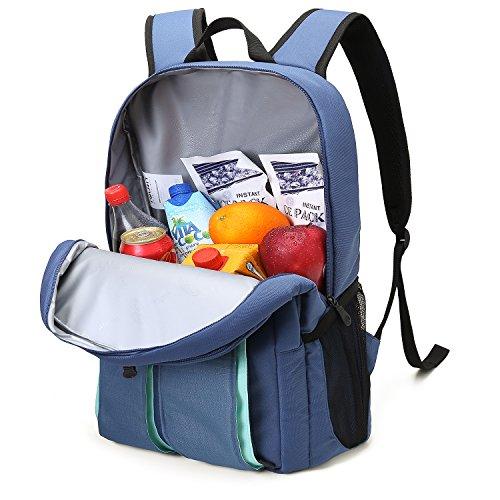 8fe6295ab3 TOURIT Lightweight Cool Bag Rucksack 25L Cooler Backpack Beach