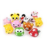 #2: Dog Lovers Stylish Collar Cartoon Bell Shape For Pets - 1 Charm Only