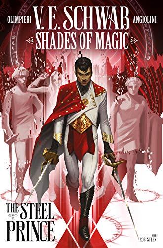 Preisvergleich Produktbild Shades of Magic Volume 1: The Steel Prince