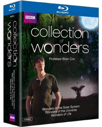 A Collection of Wonders: Wonders of the Solar System / Wonders of the Universe / Wonders of Life [Blu-ray]