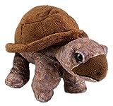 Lashuma Cuddlekins Plüschtier Braune Schildkröte, Kuscheltier ca. 20 cm