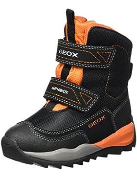 Geox Jungen J Orizont Boy ABX F Schneestiefel