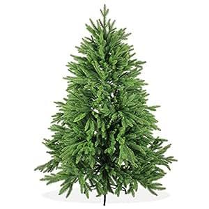 k nstlicher weihnachtsbaum 150cm deluxe in. Black Bedroom Furniture Sets. Home Design Ideas