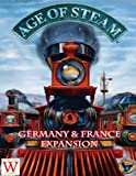 Image for board game Winsome Games - Age of Steam : Expansion France & Germany